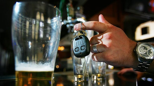 Charge DUI – Drink Driving .087.