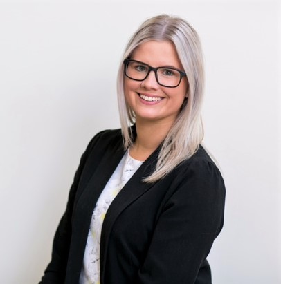 Welcome New Team Member – Sharna Arnold